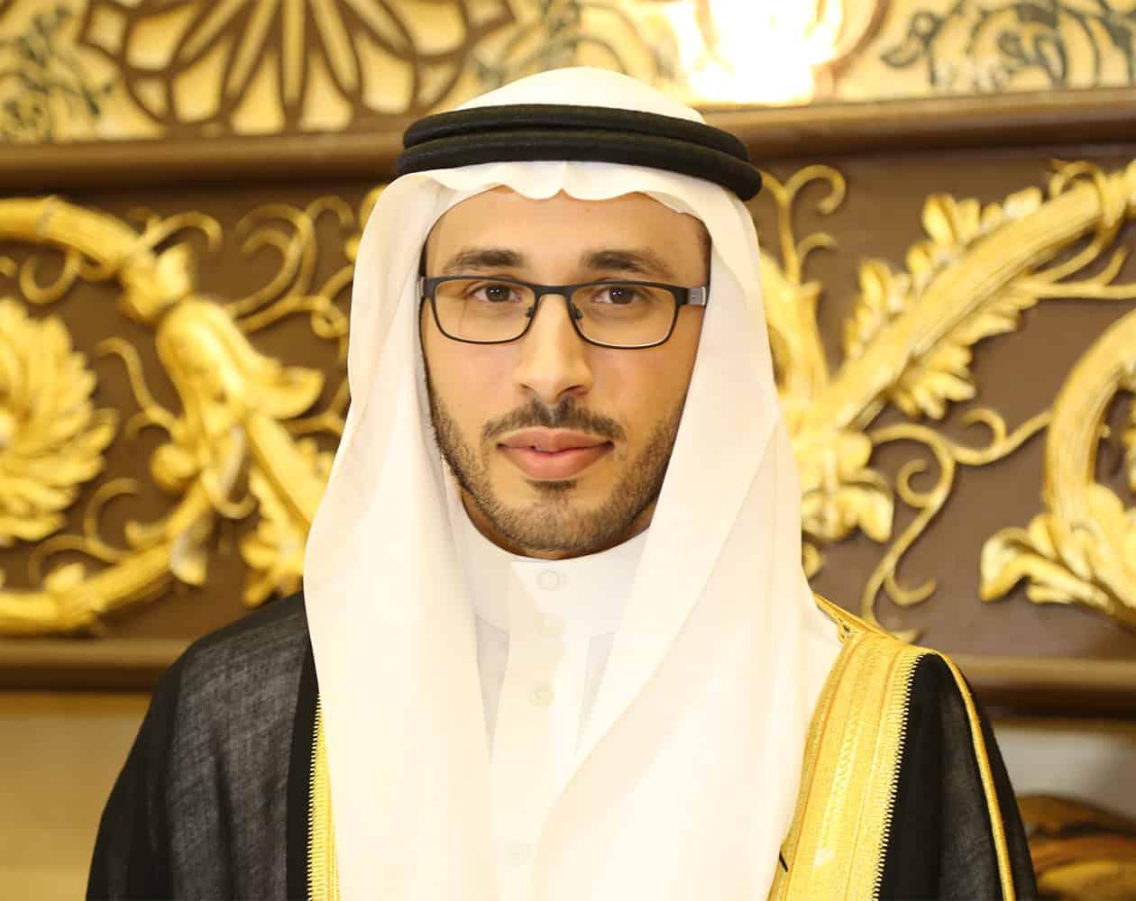 Ahmad AlMaiman, Chief Information Officer