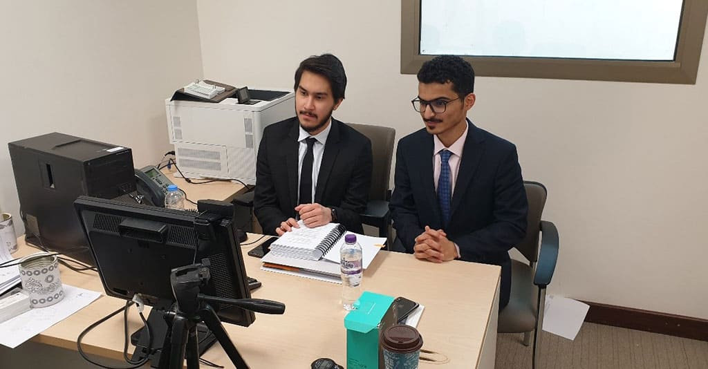 VIS moot Middle-East Championship
