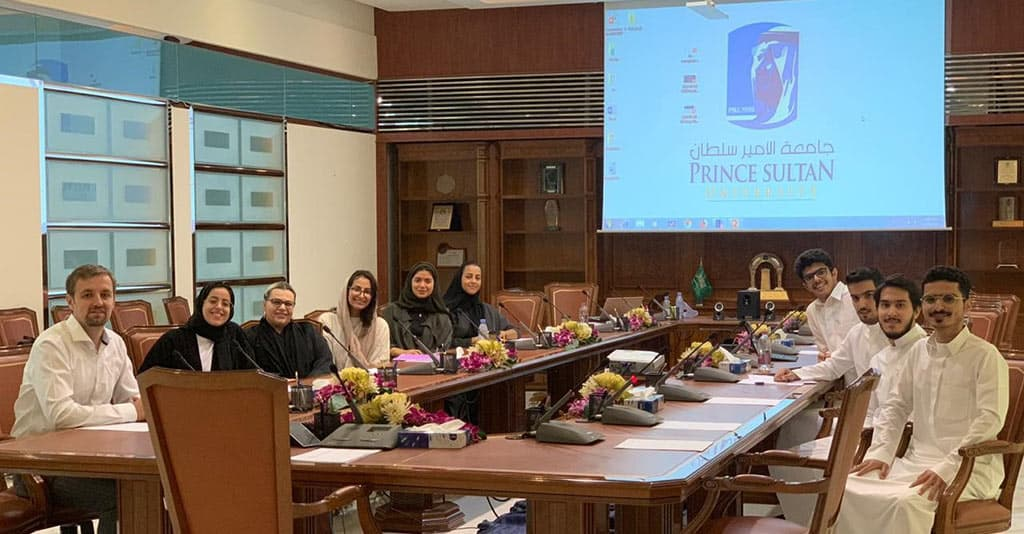 The Vis moot team PSU 2019/2020 holds first meeting on 15 September 2019