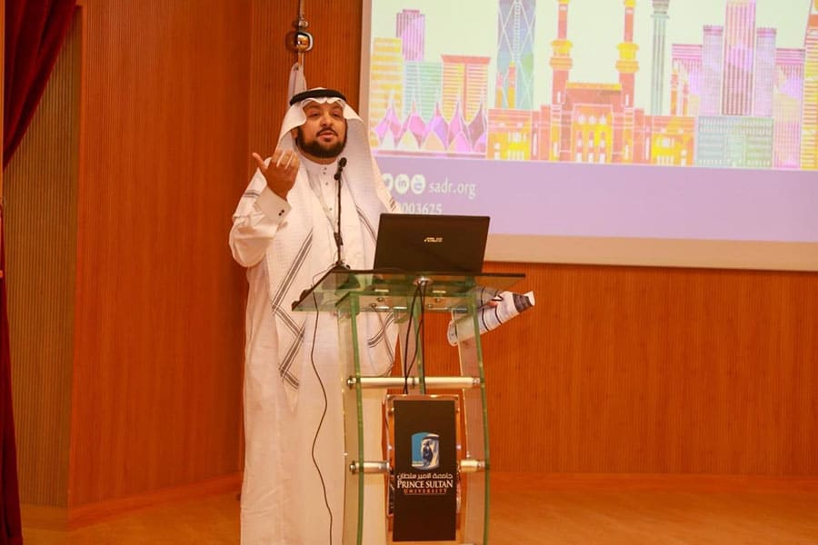 Dr. Hamid Meera, CEO of the Saudi Center for Commercial Arbitration