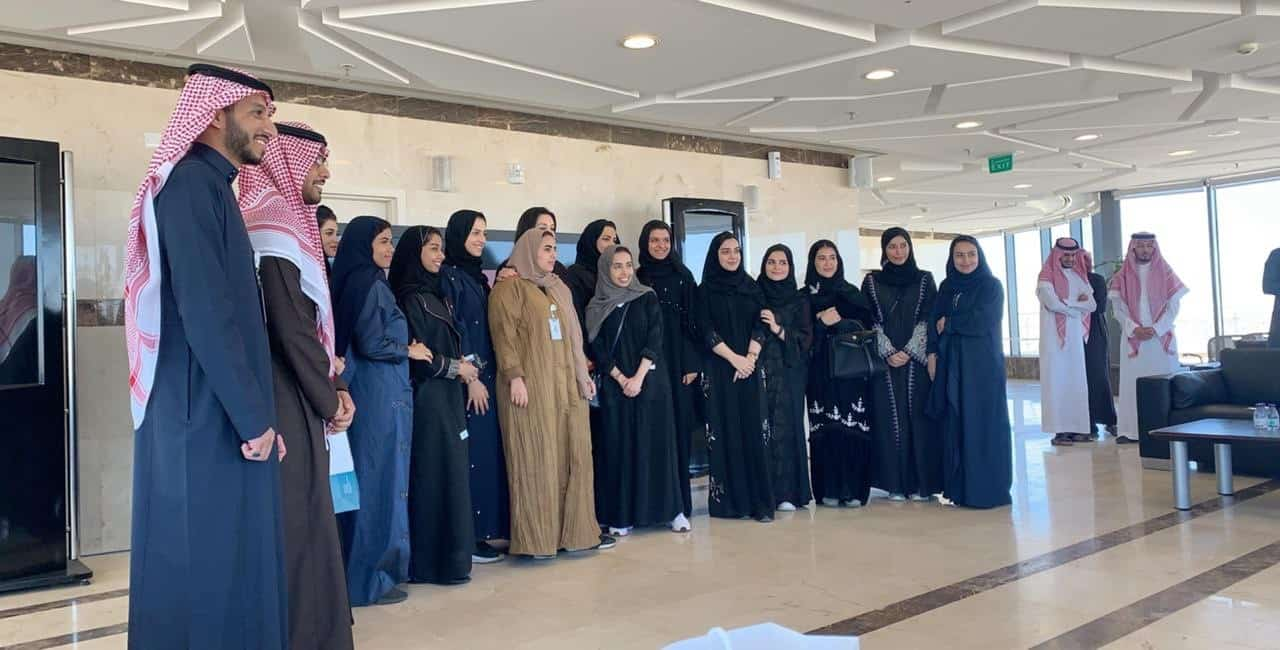Saudi Authority for Intellectual Property Visit