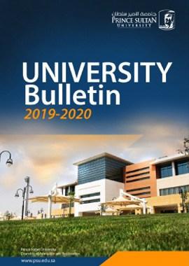 University Bulletin