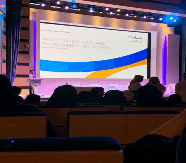 SABIC Conference