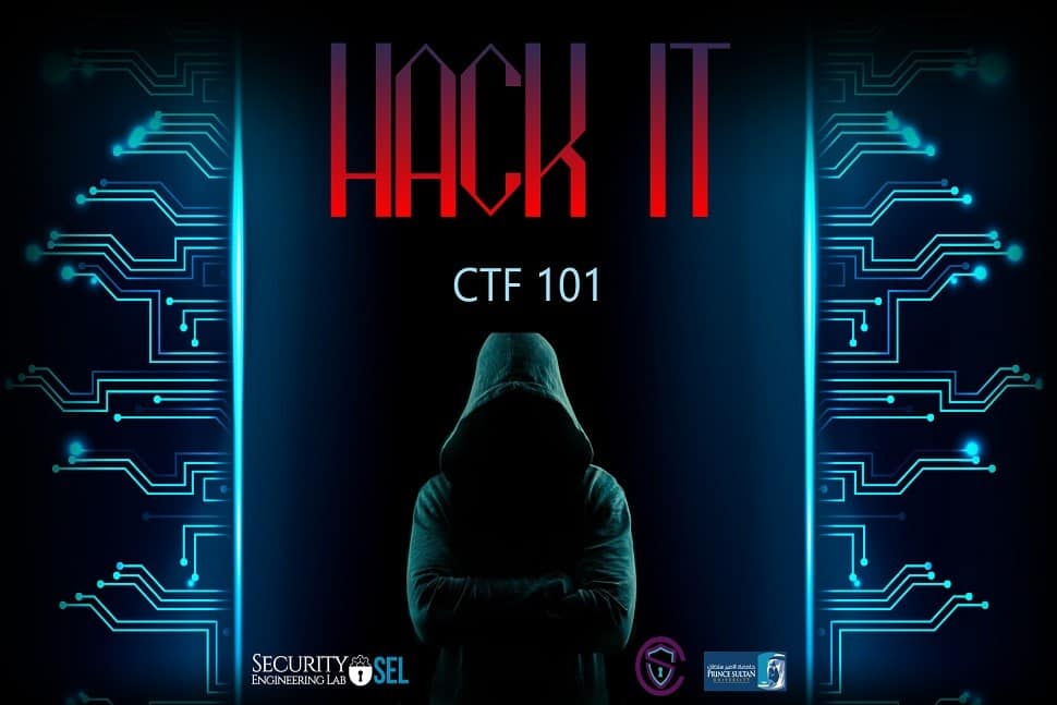 "The CyberSecurity Club Conducted the First Workshop of the Series Entitled ""HACK IT. CTF 101"""
