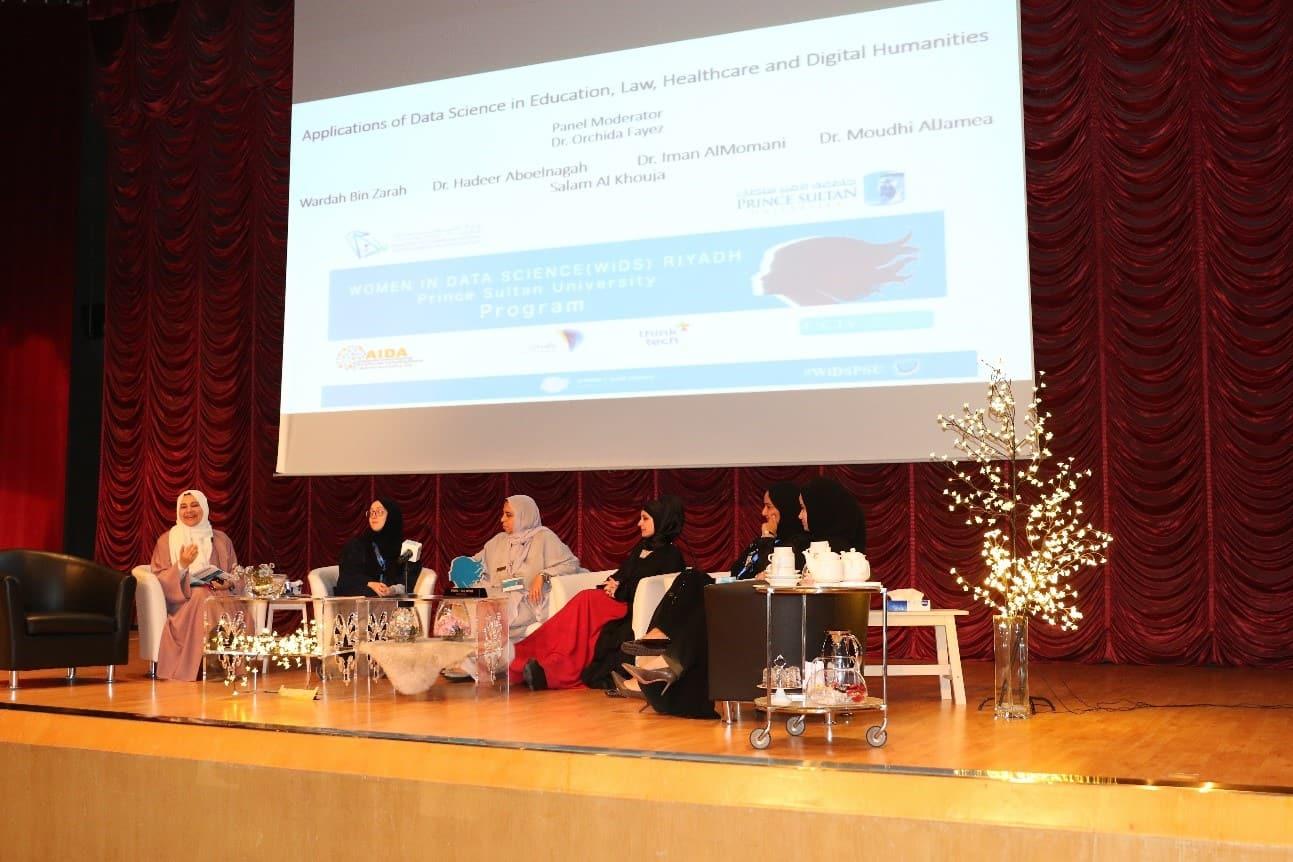 Women in Data Science (WiDS)
