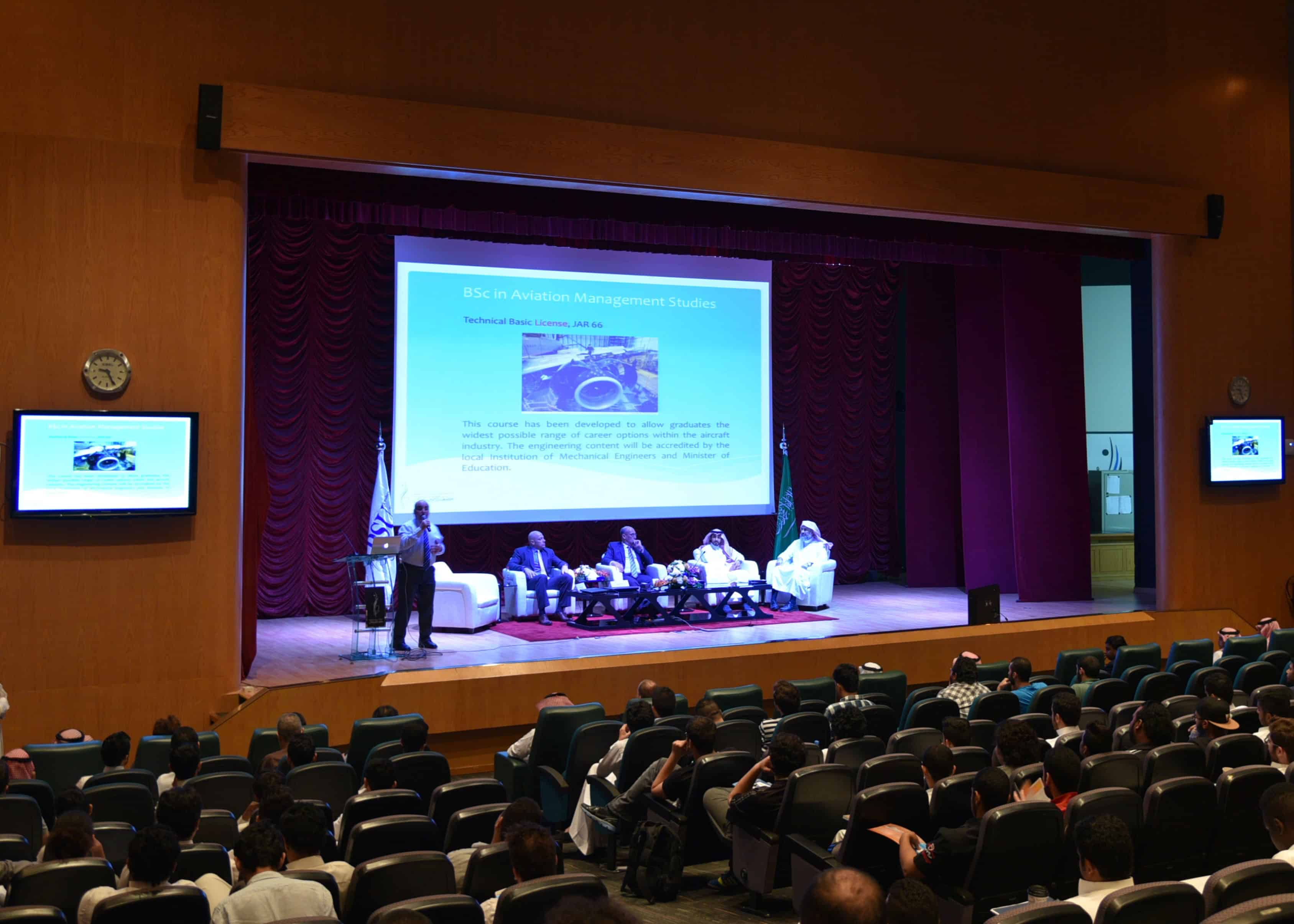 Leaders from Aviation Institutions Presented a Presentation to PYP Students​