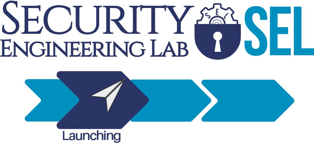 The Launching of Security Engineering Lab