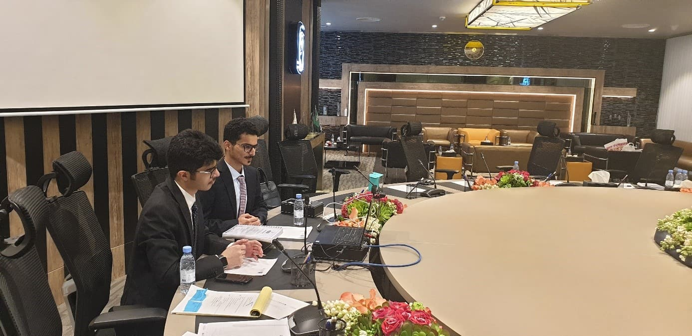 The PSU Vis moot team is in the final phase for preparation for the Vienna Vis Arbitration moot Competition