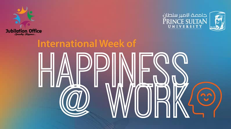"""International Week of Happiness at Work"" celebrated at PSU by the Jubilation office"