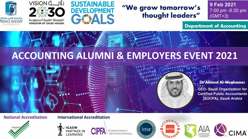 Accounting Alumni and Employers Event 2021