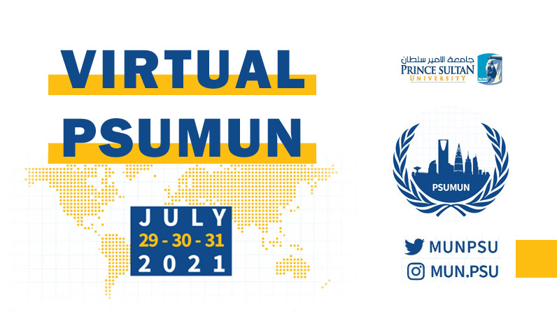 PSU Virtual Model United Nations (MUN)