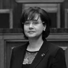 Dr. Zuzana Kovačičová, Vice-Rector, Comenius University in Bratislava, Slovakia