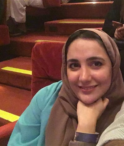 Ms. Ahela Obaid