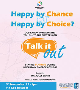 Happy by Chance or Happy by Choice?