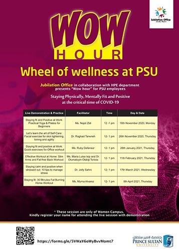 WoW Hour@PSU