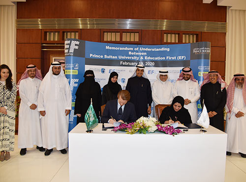 Optimize PSU's role in national and international partnerships with key stakeholders