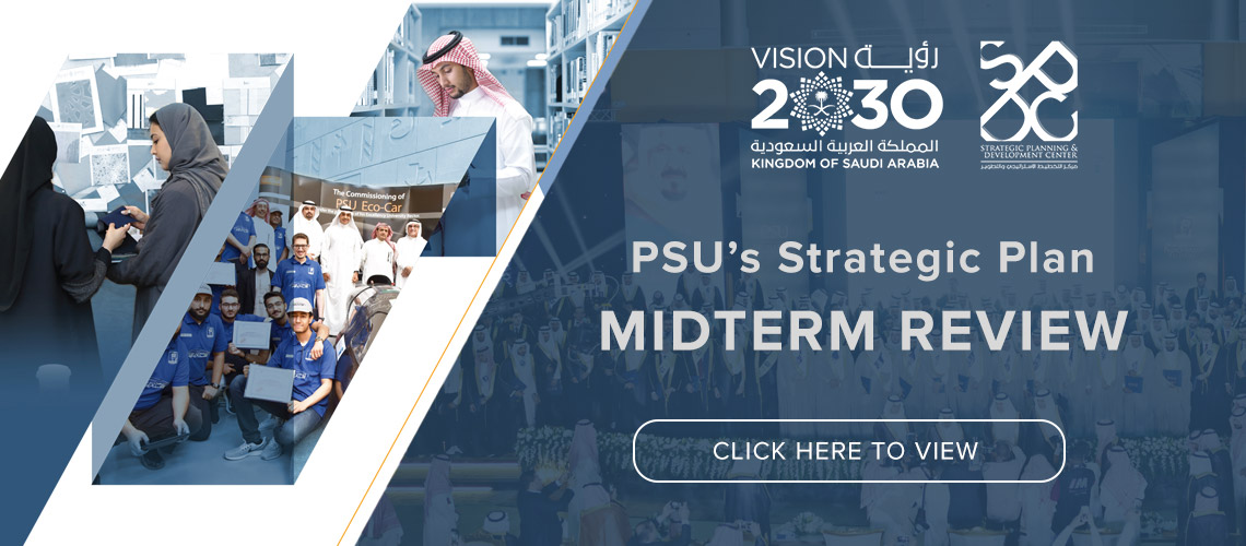 PSU Strategic Plan Midterm Review