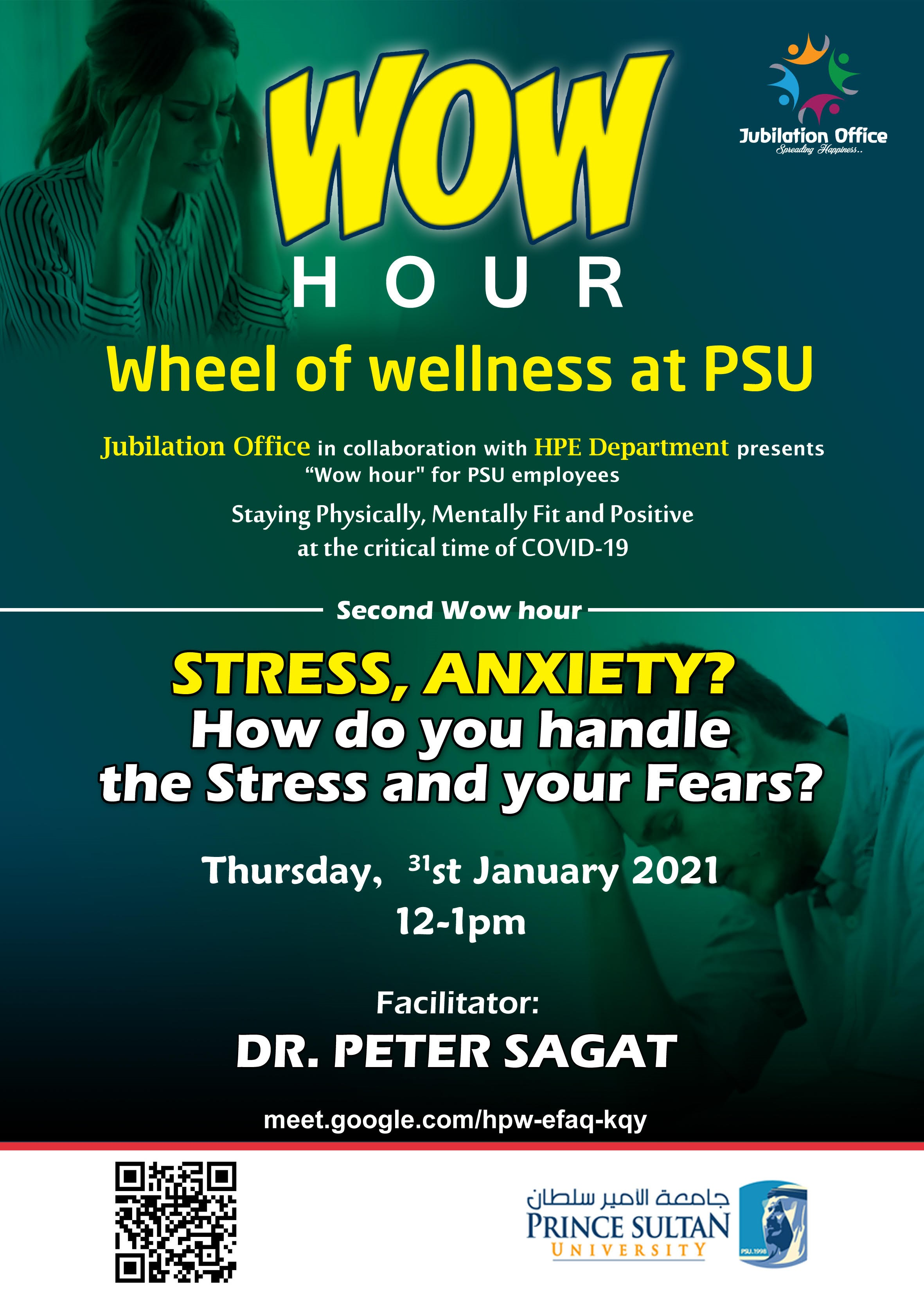 Stress, Anxiety? How do you handle the Stress and your fears?<