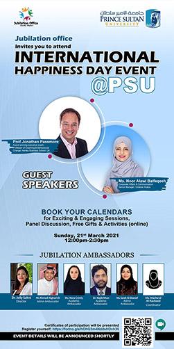 International Happiness Event