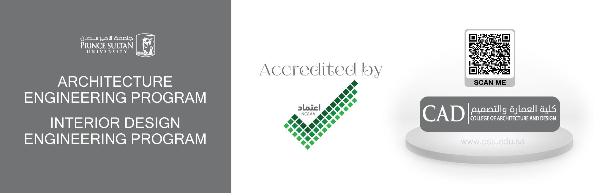 College of Architecture & Design Accreditation