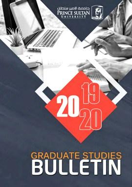 Graduate Studies Bulletin