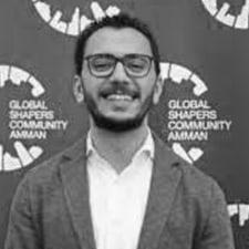 Mr. Mostafa Gado, Global Shaper, World Economic Forum, Saudi Arabia
