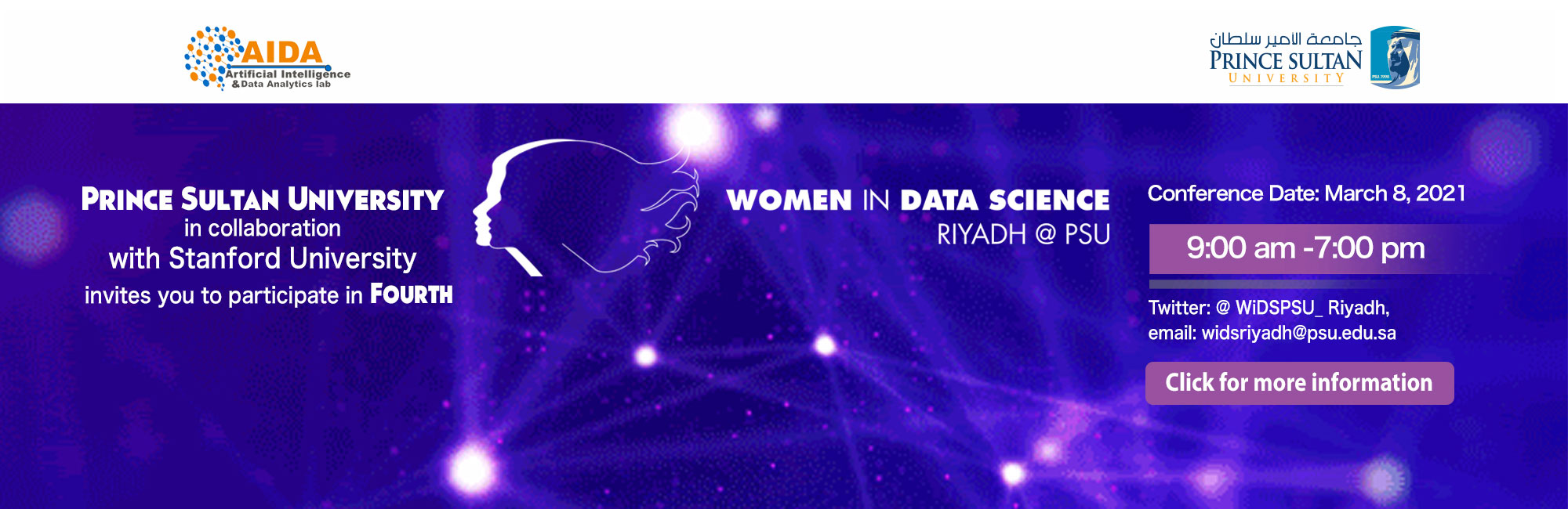 Fourth Women in Data Science