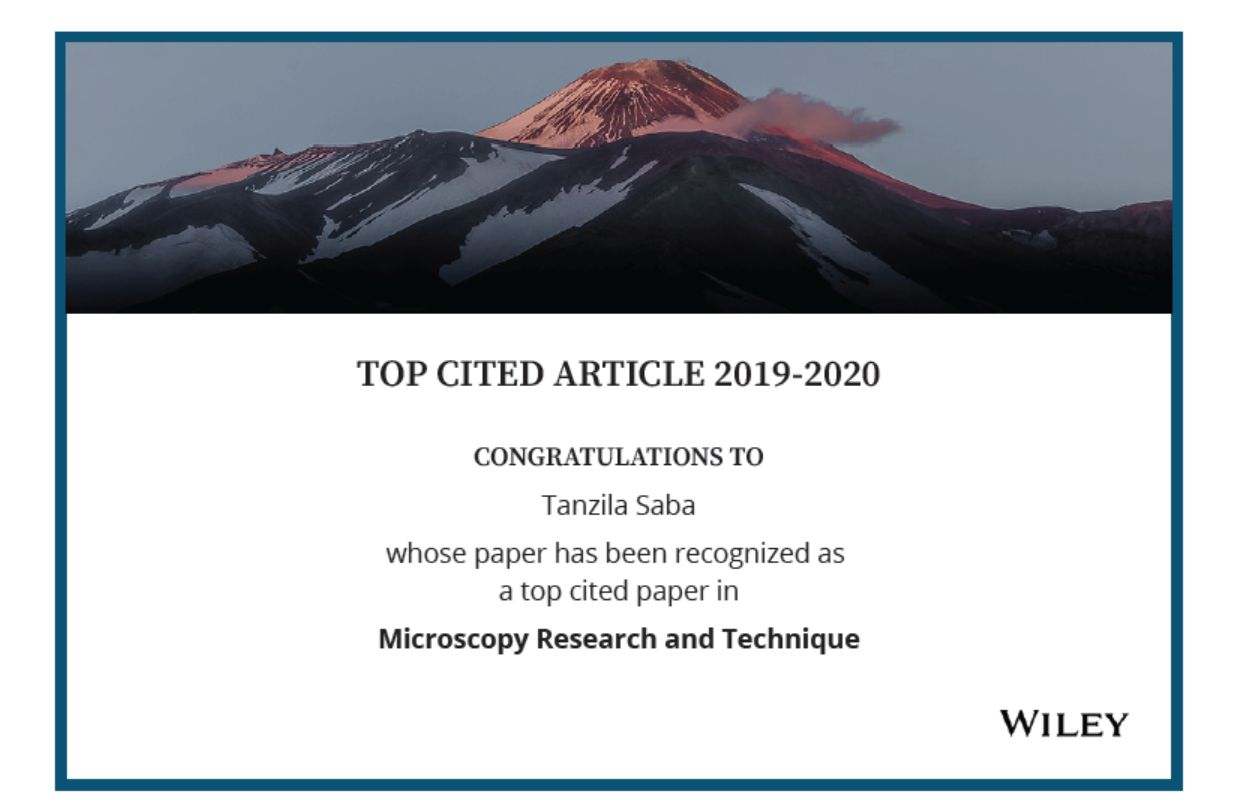 A Top Cited Article in its Journal