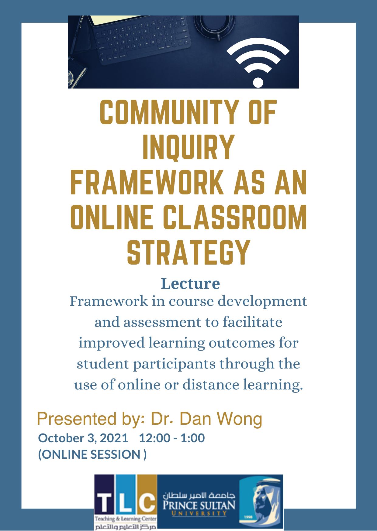 Framework workshop